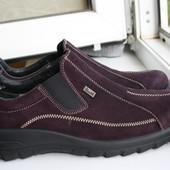 Женские туфли (полуботинки) Rieker мембрана кожа 38 размер