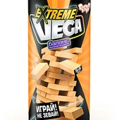 Деревянная Игра настольная Вега Vega дженга джанга вежа башня данко тойс vge-01 danko toys