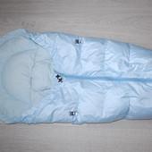 Конверт чехол в коляску для новорожденного Baby Nest