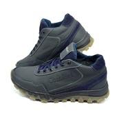 Кроссовки зимние на меху Comfort Stael 37 Blue