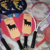 Тенисная ракетка рекетки