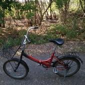 Покупаем легкий и удобный велосипед.