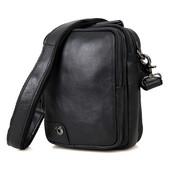 Мужская сумка барсетка City из натуральной кожи