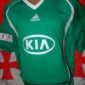 Спортивная футбольная фирменная футболка Adidas хл