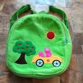 Рюкзак для дошкольников подойдет и мальчику, и девочке