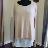 Красивый двойной свитер Chicoree
