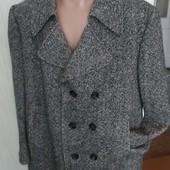 Чоловіче пальто великого розміру
