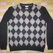 L - XL Кашемировый пуловер Maddison мужской свитер джемпер размер 52 - 54