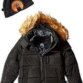 Зимняя куртка Weatherproof с технологией софтшелл - размер Xl 18-20. США.