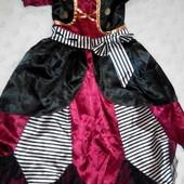 Платье подруги Пирата 5-6лет