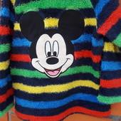 Классная пушистая кенгурушка Mickey р. 92-98