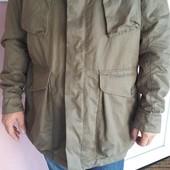 Новая демисезонная куртка парка фирмы H&M pазмер S-М