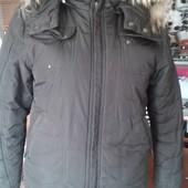 зимняя теплая курточка, уценка^