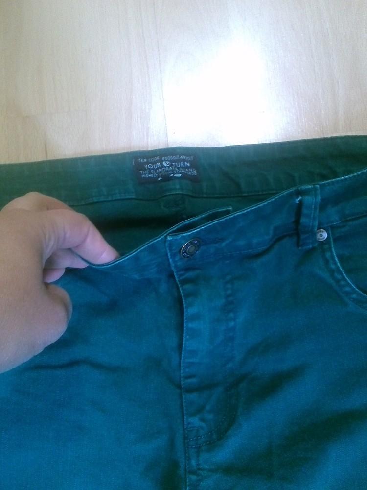 Фирменные джинсы 34 р. фото №1