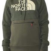 Оригинальная кофта-кенгурушка с капюшоном The North Face