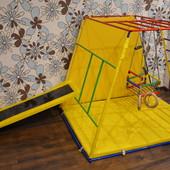 Детский спортивный комплекс Непоседа,
