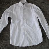 новая мужская рубашка Hugo Boss XL оригинал Италия оригинал в сост новой