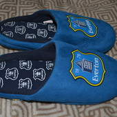 мужские тапки тапочки Everton 27 см стелька 42 размер Германия