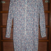 Пижама флисовая, размер S,рост до 160 см