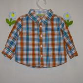 Рубашка 0-3 мес. Designers*