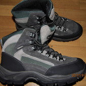 (i237)мембранные кожаные ботинки 42 р Lendrover Del-Tex