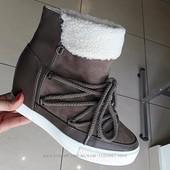 Сникерсы , ботинки демисезонные