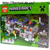 Конструктор Minecraft Lepin 18005 Крепость