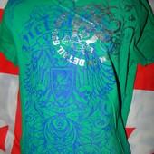 Брендовая стильная футболка Burton (Бартон) м-л .