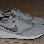 Nike Air odyssey 41.5р  кроссовки кожаные. оригинал. демисезонные.