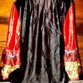 Маскарадная рубашка мексиканский стиль 52-54 размер