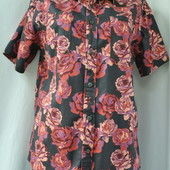 Фирменна мужская рубашка Размер М.