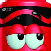 Crayola Tip Tool Kit красный карандаш 50 предметов