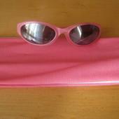 Новый набор из Америки повязка и детские солнцезащитные очки на 2-3 года