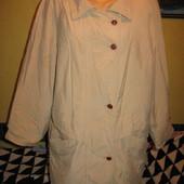Куртка утеплённая,полиэстер+хлопок,р.50-52.Нюанс.Delmod (Делмод).
