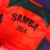 Легкая футболка Heineken Samba 2014 (L/XL)