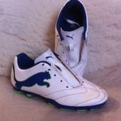 Детские кроссовки для футбола Puma (стелька - 18.5)