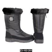 Зимние женские сапоги, 37-40 размер, Z3-102-201