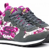 Оригинал новые ботинки на танкетке Skechers Hollywood Rose