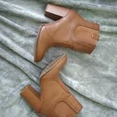 Демисесонные ботинки