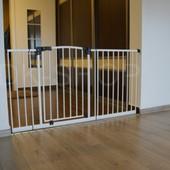 Ворота безопасности - барьер ограждение на лестницу(брамка)