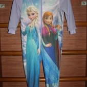 Пижама флисовая, на 3-4 года, рост до 104 см