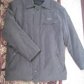 Мужская теплая зимняя куртка 56 размер примерно