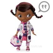 Кукла Доктор Плюшева Дисней поющая doc mcStuffins toy hospital talking