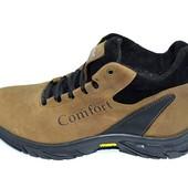 Кроссовки мужские зимние на меху Comfort Stael 38