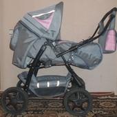 Детская коляска-трансформер Trans Baby Яся