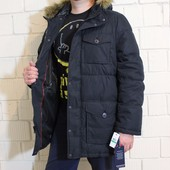 Продам новую куртку парку Tommy Hilfiger зимнюю мужскую оригинальную