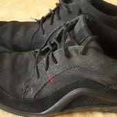 Замшевые ботинки Clarks оригинал р.42-27см.
