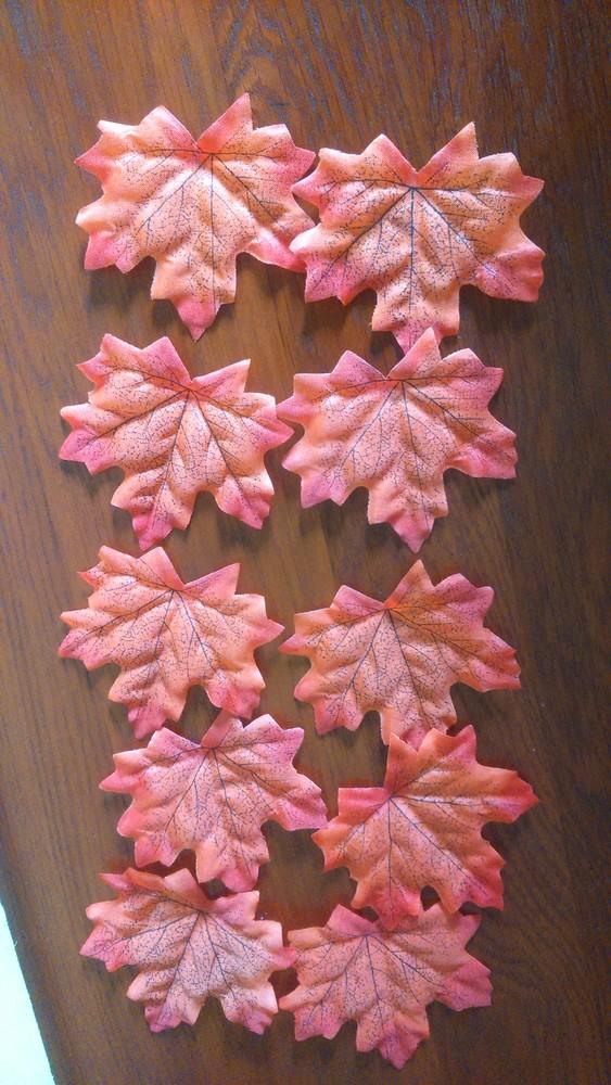 Листочки на праздник осени фото №1