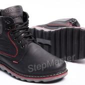 Ботинки кожаные Levis Western