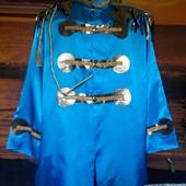 Роскошный маскарадный наряд гусара 52 размер новый